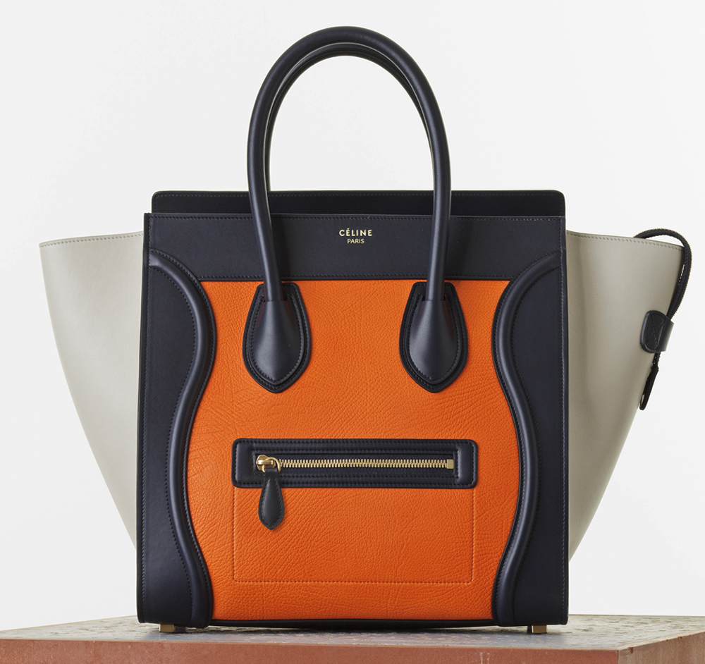 celine handbags cost - C��line's Spring 2015 Handbag Lookbook Has Arrived, Complete with ...