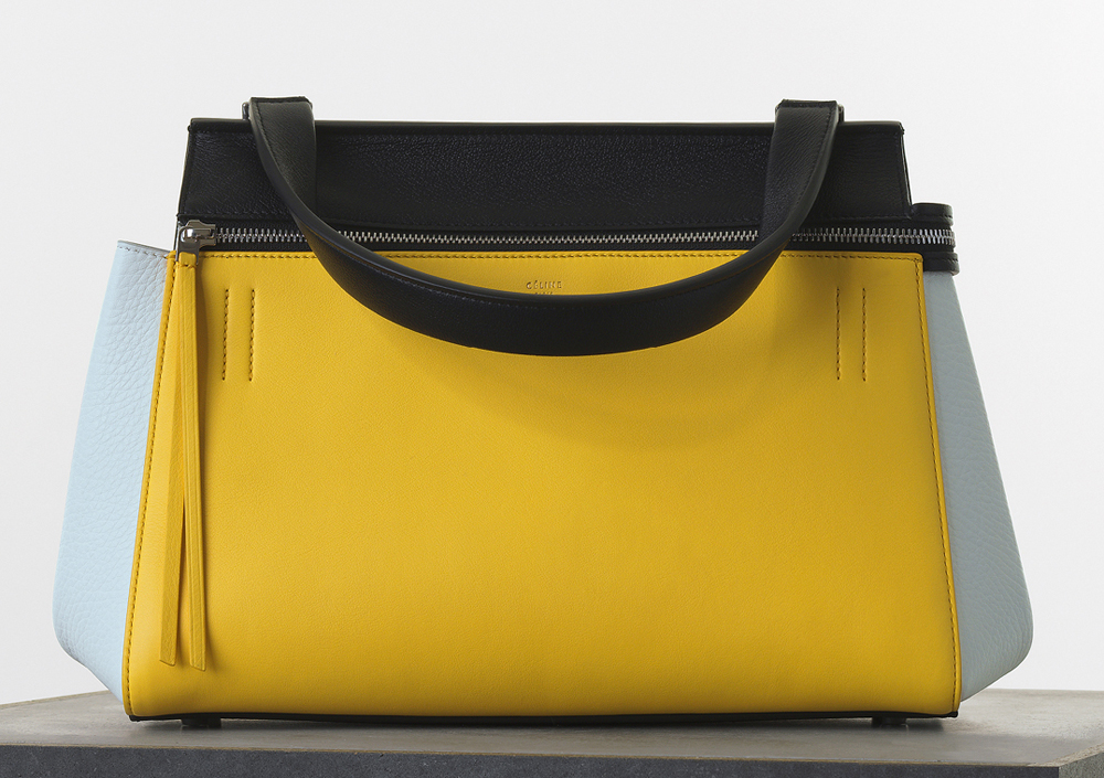 Celine Tricolor Small Edge Bag 2450