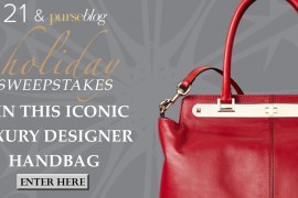 Win a Designer Bag from Century 21 and PurseBlog!