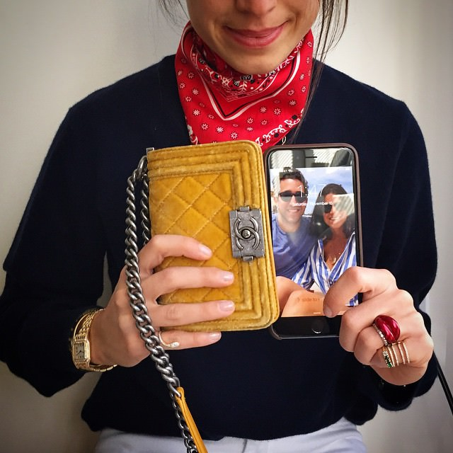 55 Must-See Chanel Bags on Instagram (10)