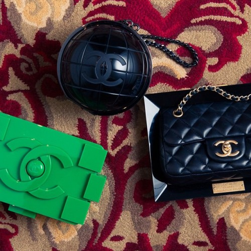 55 Must-See Chanel Bags on Instagram (20)
