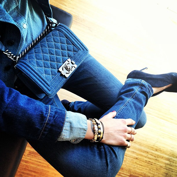 55 Must-See Chanel Bags on Instagram (23)