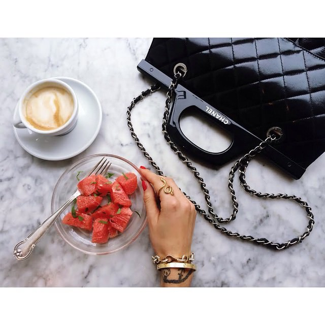 55 Must-See Chanel Bags on Instagram (43)