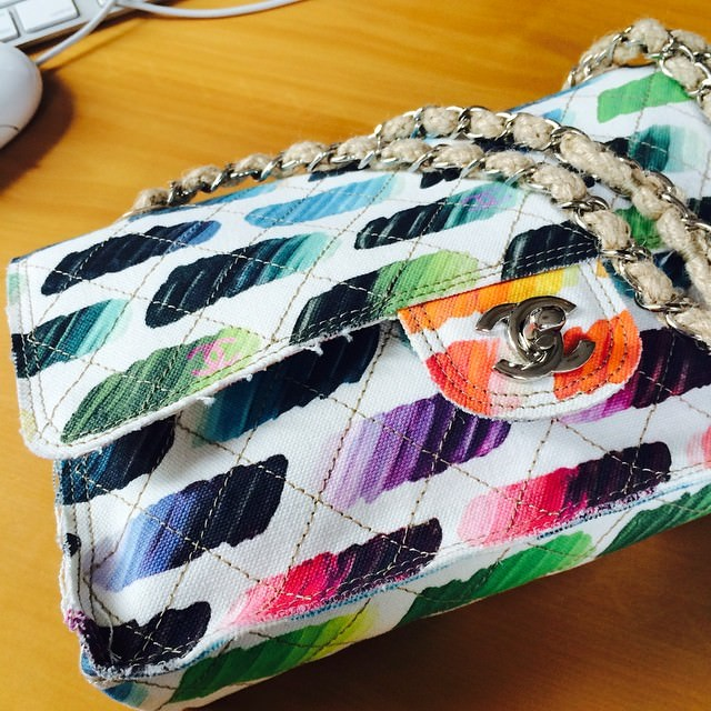 55 Must-See Chanel Bags on Instagram (45)