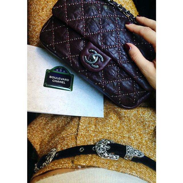 55 Must-See Chanel Bags on Instagram (48)