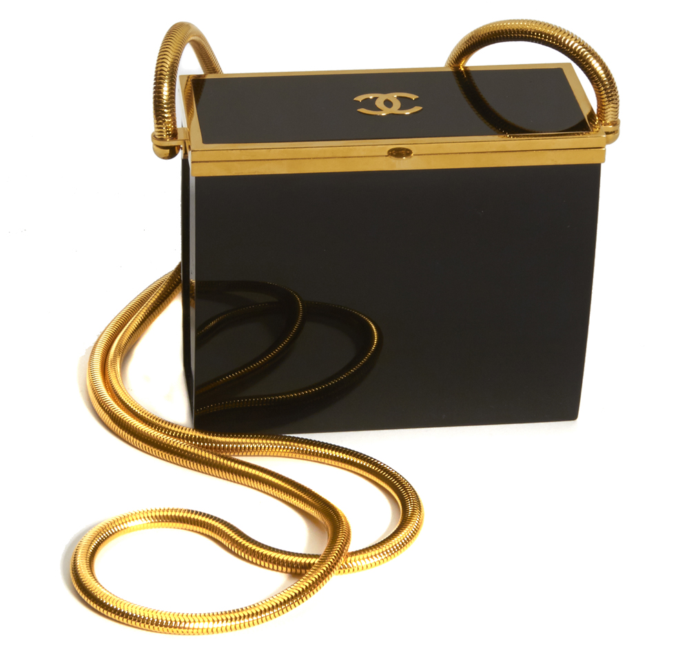 Chanel Box Evening Bag