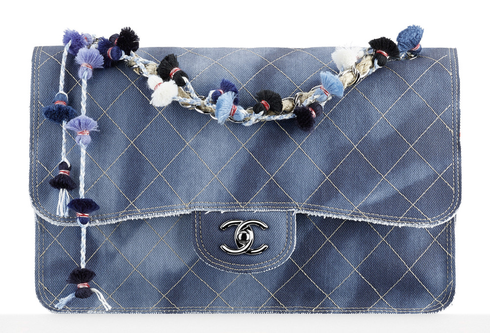 b7778acc7741 Check Out Chanel's Dubai-Themed Cruise 2015 Bags, in Boutiques Now ...