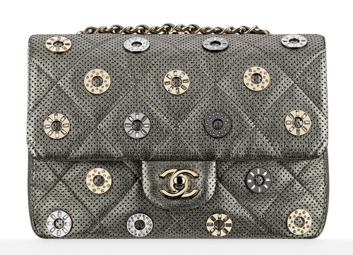 8f7bf2c29a6c Chanel Eyelet Perforated Small Flap Bag 4800 - PurseBlog