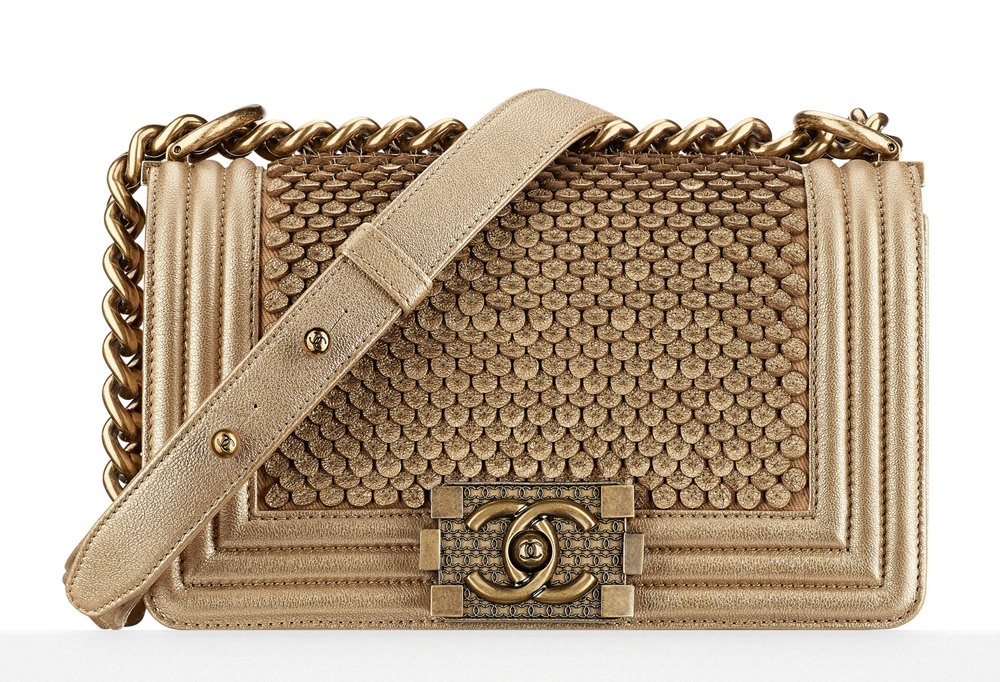 56f90226bd9c Check Out Chanel's Dubai-Themed Cruise 2015 Bags, in Boutiques Now ...
