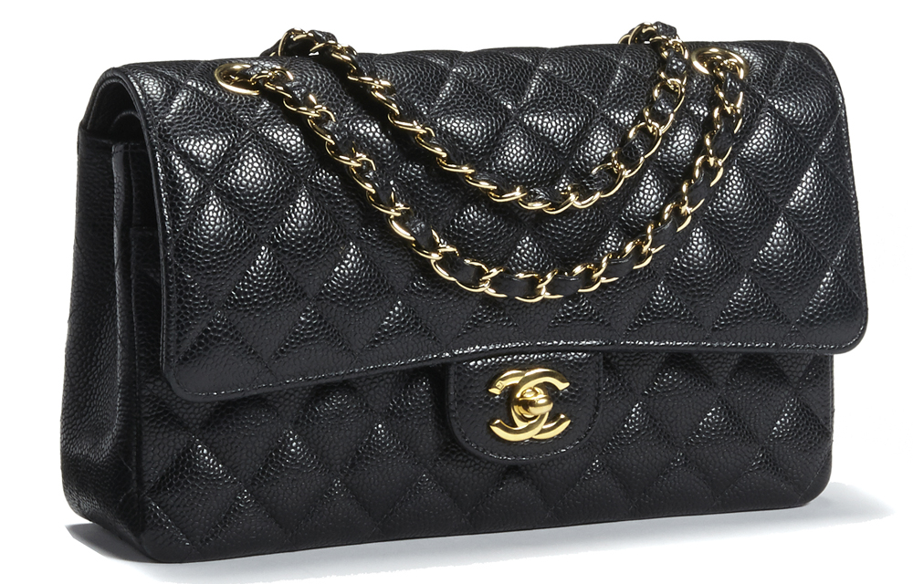Chanel Navy Classic Flap Bag