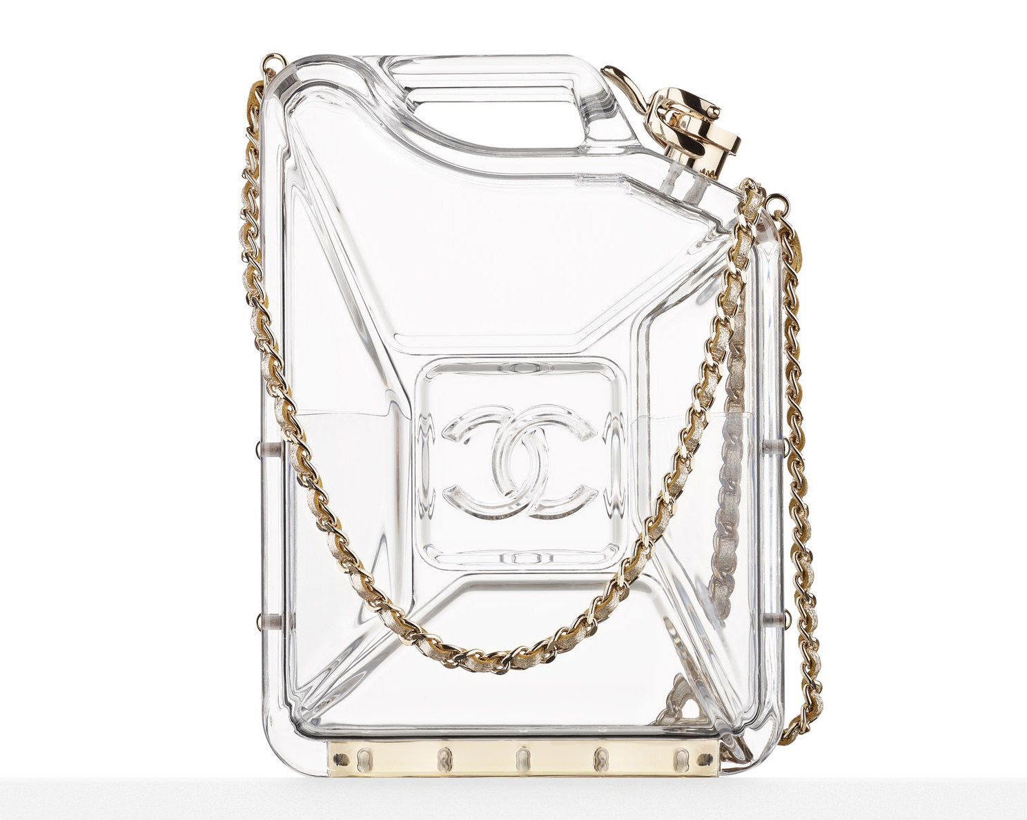 037b5ba4cdcb26 Check Out Chanel's Dubai-Themed Cruise 2015 Bags, in Boutiques Now ...