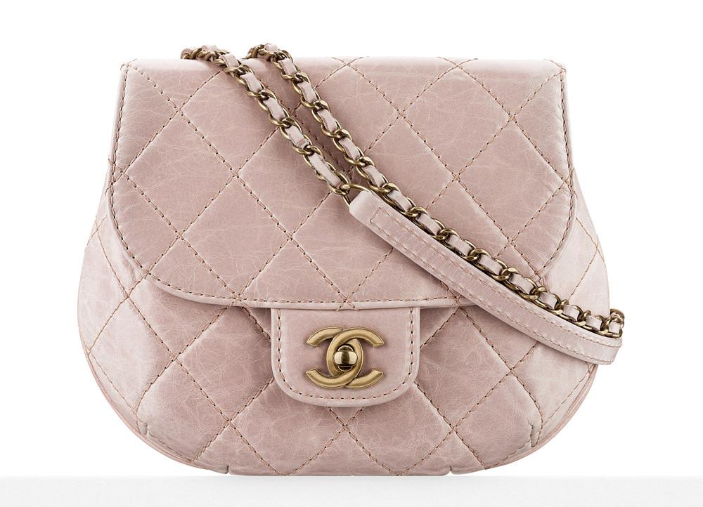 Chanel Small Messenger Bag 3000