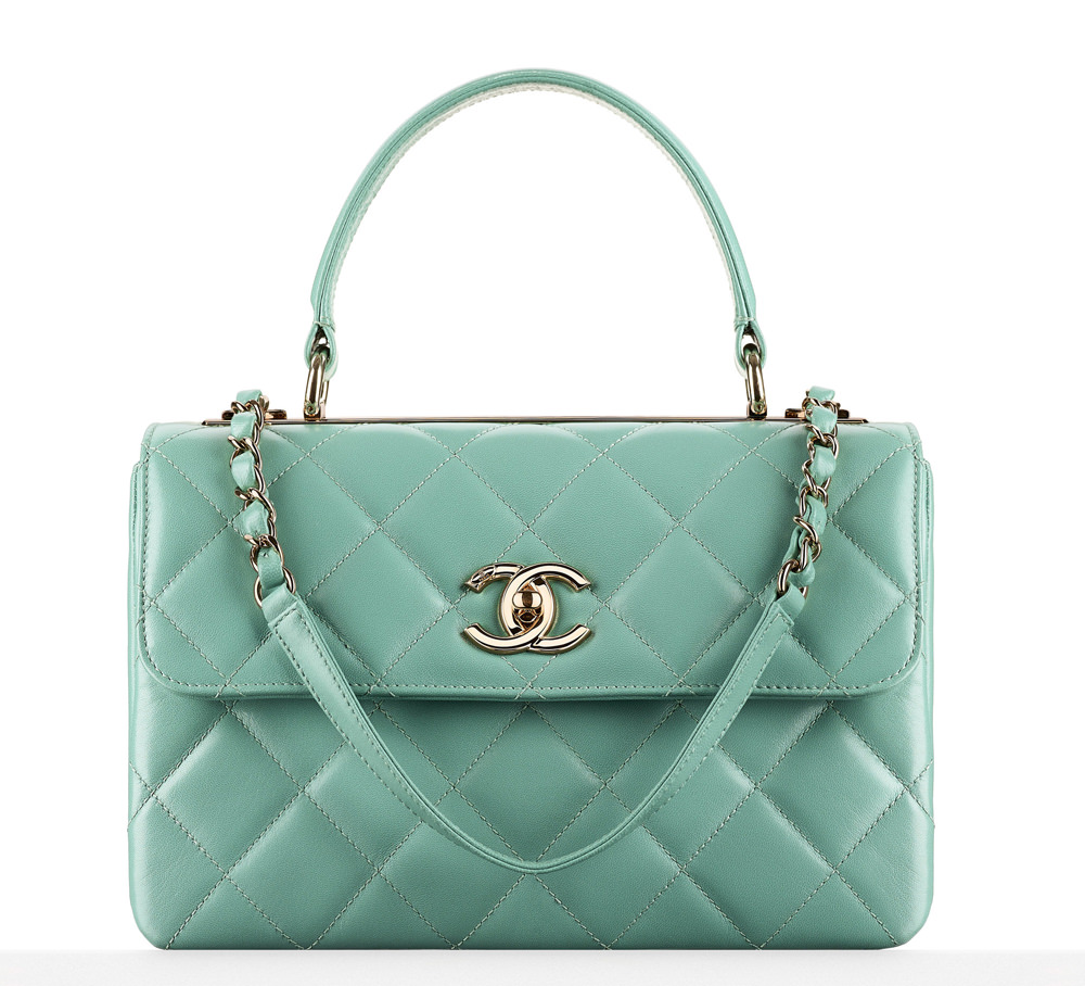 Check Out Chanel S Dubai Themed Cruise 2015 Bags In
