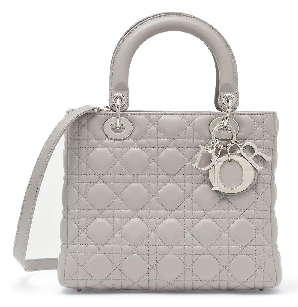 Christian Dior Lady Dior Medium Bag