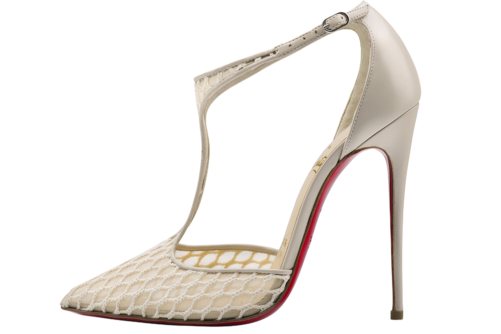 Christian Louboutin Salonu 120 Kid Colombe