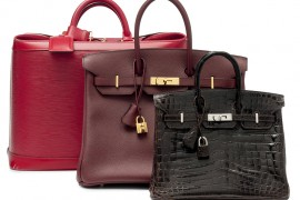 Christie's Latest Auctions Has a Trove of Designer Bags, Just in Time for the Holidays