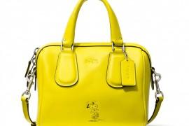 From Coach x Peanuts to Moschino x Barbie, Handbag Brands Bank on Nostalgia