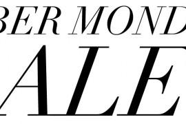 Cyber Monday 2014 Sale Roundup