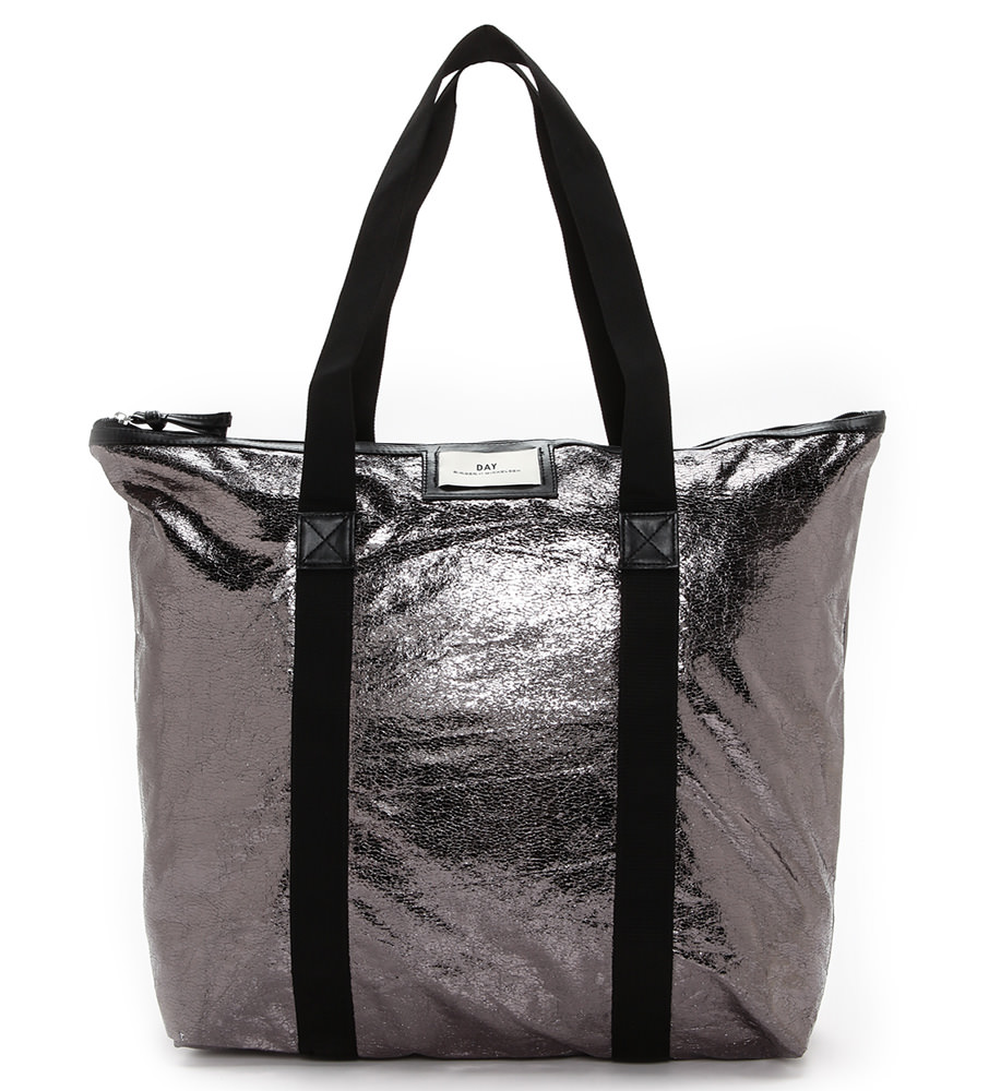 Day Birger Et Mikkelsen Day Gweneth Metallic Tote