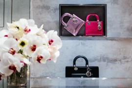 Look Inside the New Dior Soho Boutique