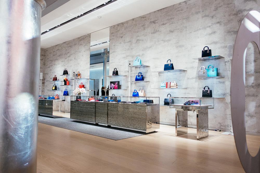 Look Inside The New Dior Soho Boutique Purseblog