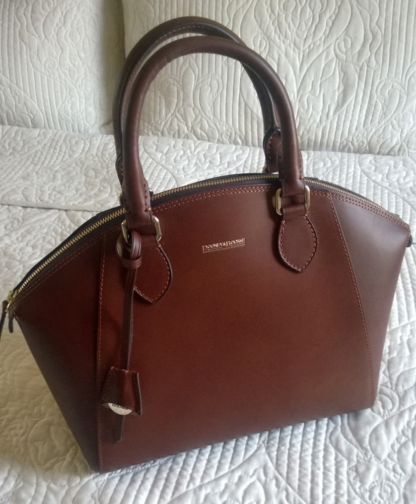 Dooney & Bourke Dome Satchel