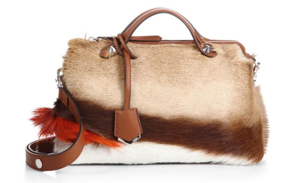 Fendi Fur By the Way Bag