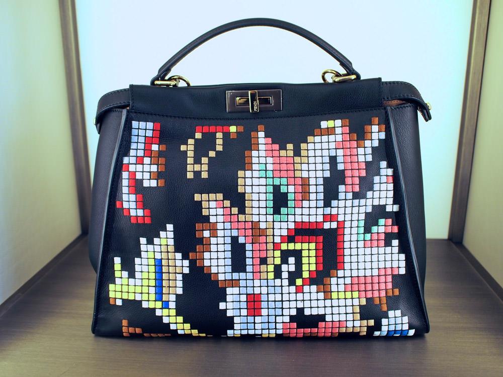Fendi Spring 2015 Bags-8