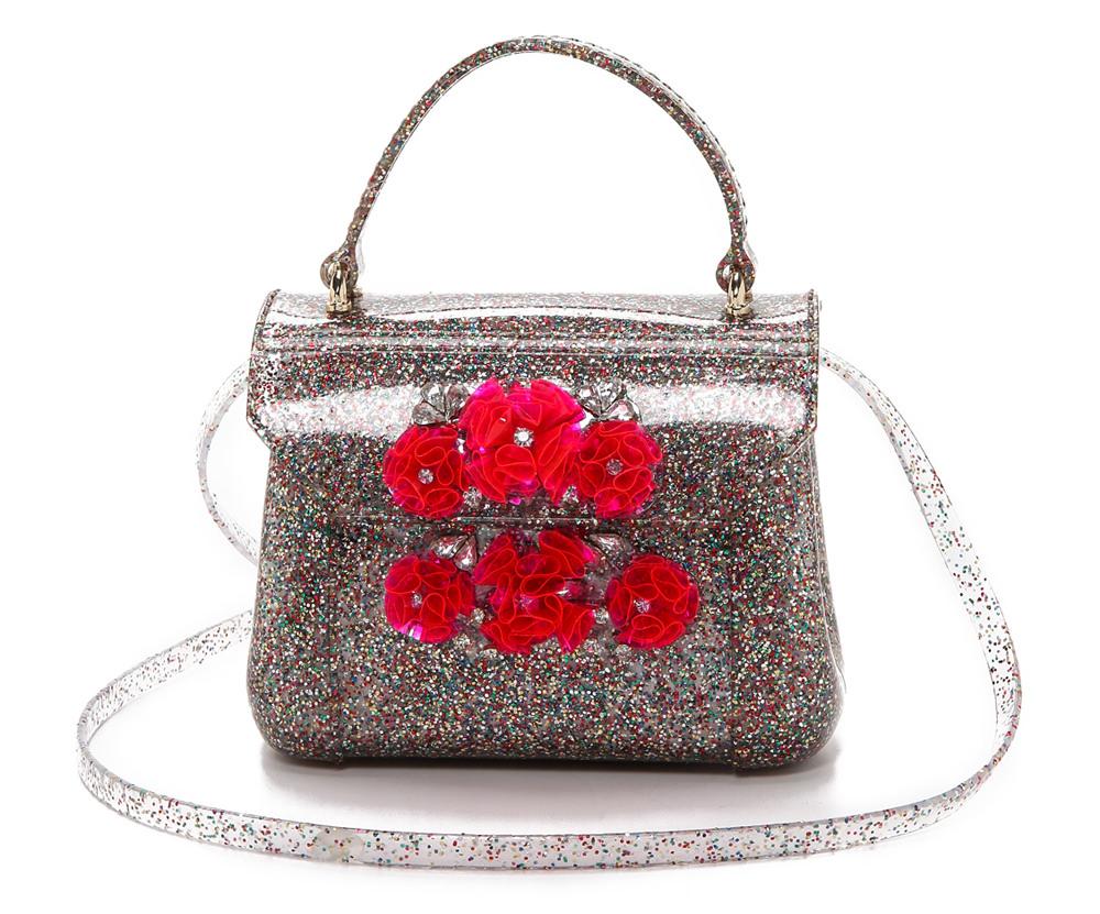 Furla Fringe Candy Mini Bon Bon Bag