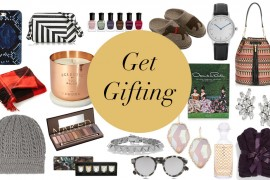 Gift Guide 2014: 25 Gifts to Start Your Holiday Shopping on the Right Foot