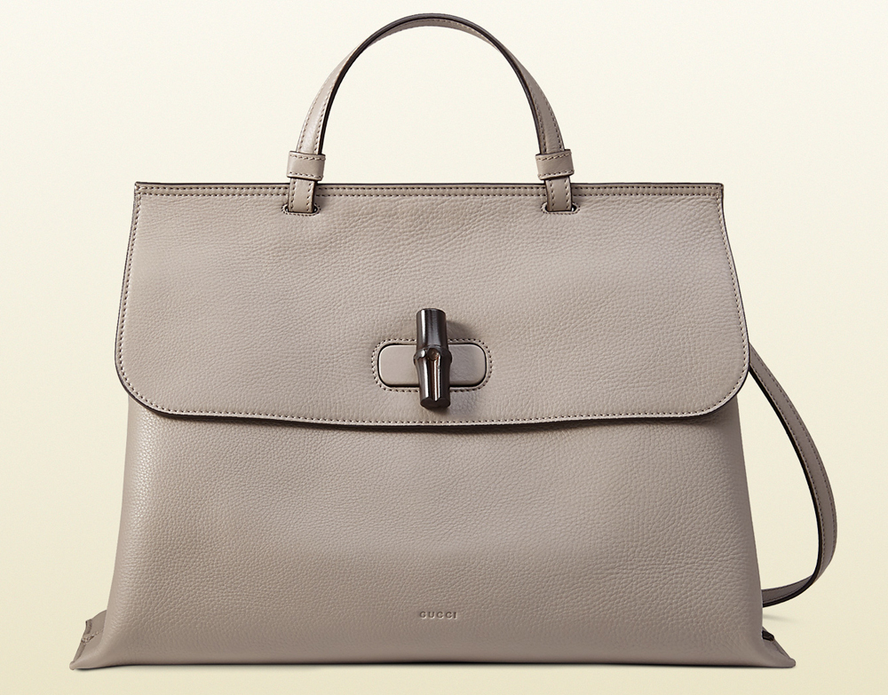 Gucci Bamboo Daily Large Top Handle