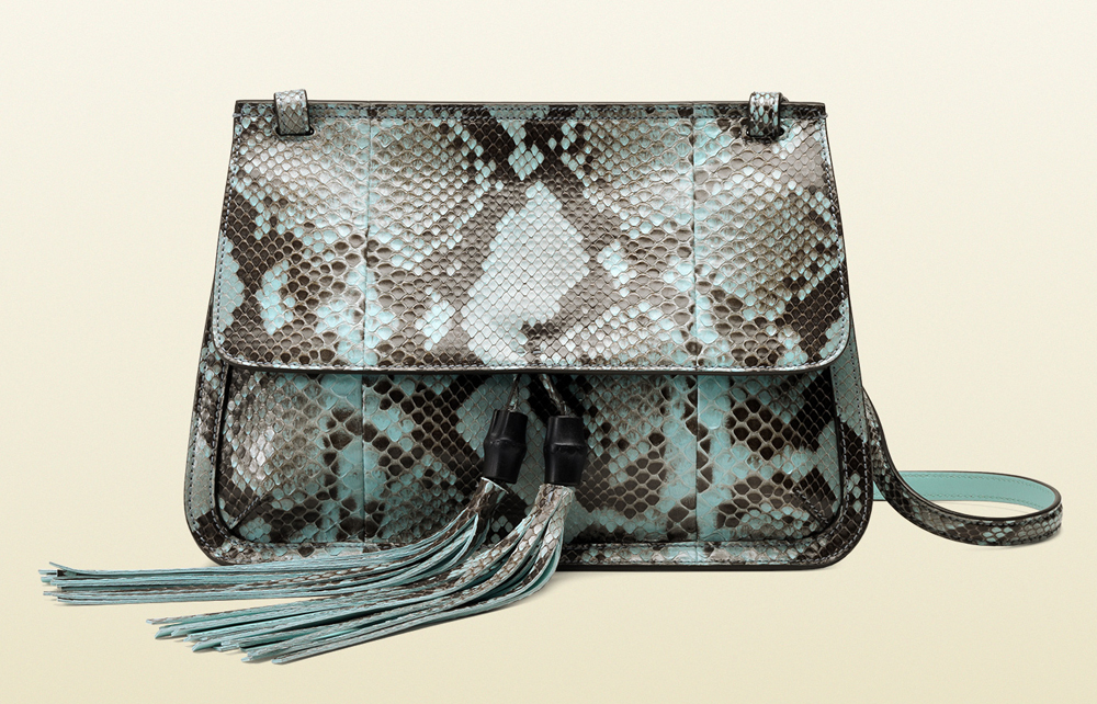 396b49bd62c Gucci s Cruise 2015 Collection is Full of Luxurious Minimalism ...