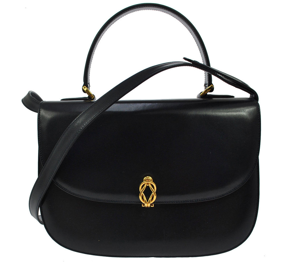 Gucci Vintage Top Handle Bag