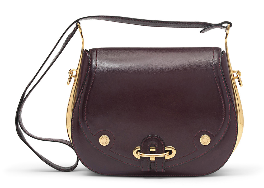 Hermes Passe Guide Bag Rouge H Box