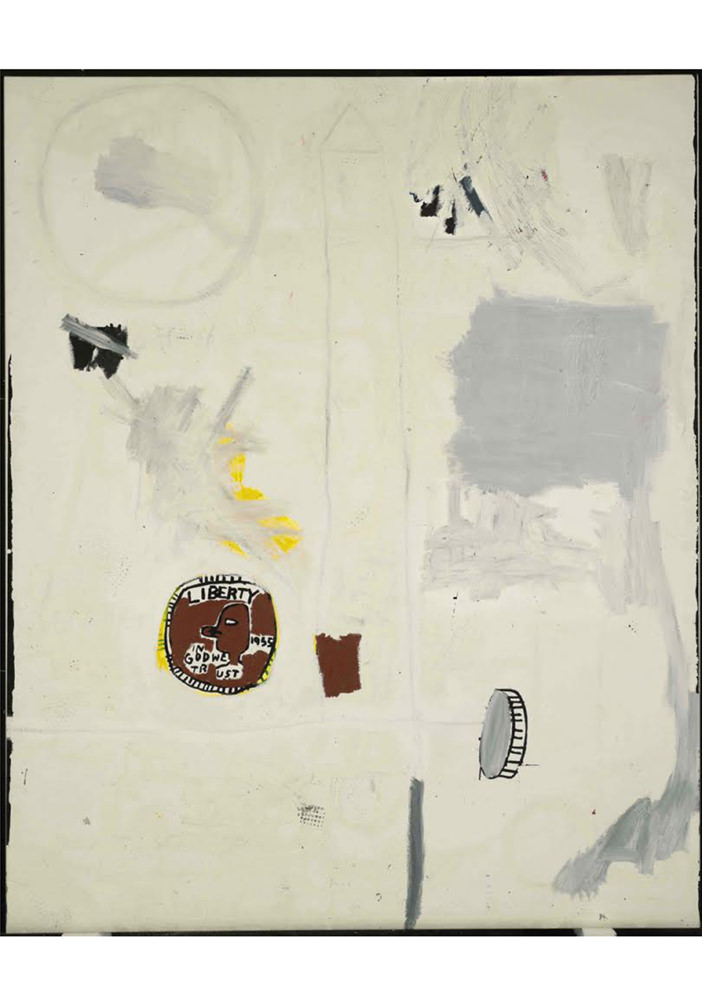 Jean-Michel Basquiat Untitled (Everybody's Two Cents)