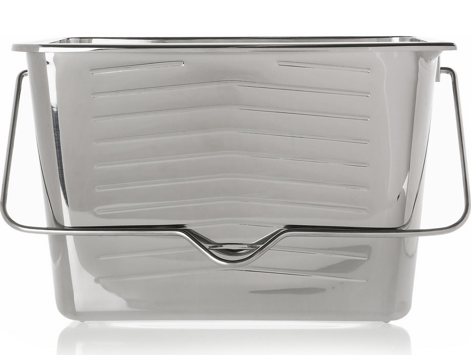 Maison Martin Margiela Mirrored-stainless Steel Champagne Bucket