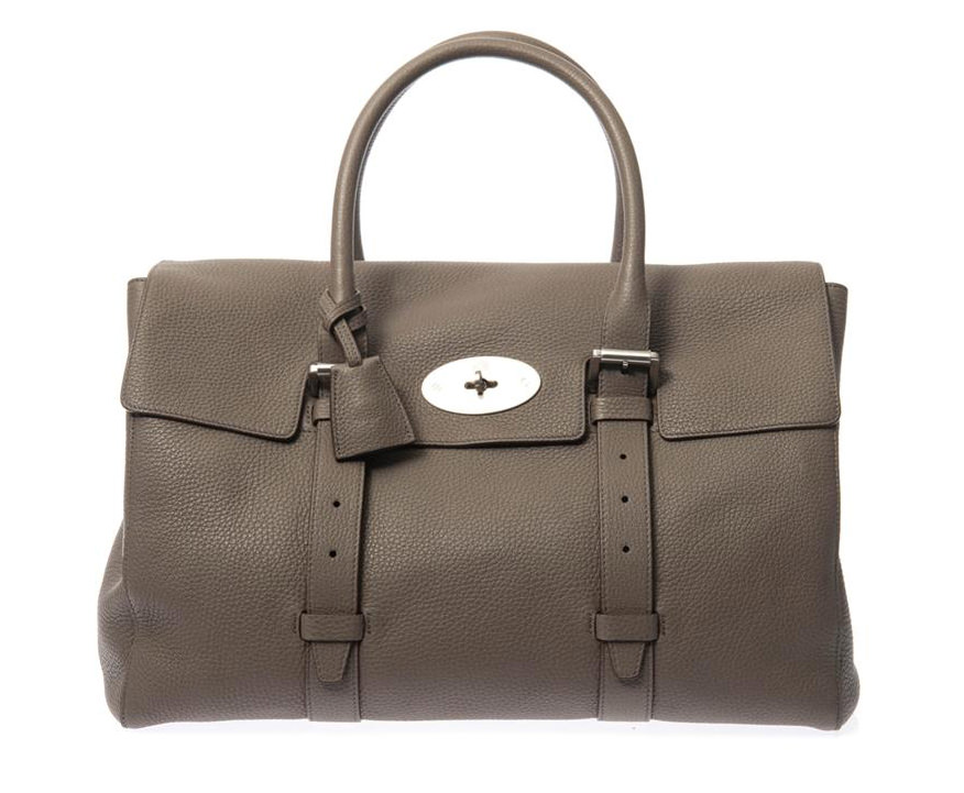 Mulberry Oversized Bayswater Bag Mens