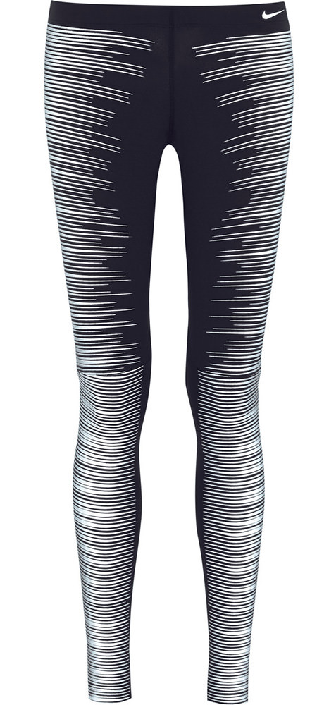 Nike Reflective Stretch Jersey Leggings