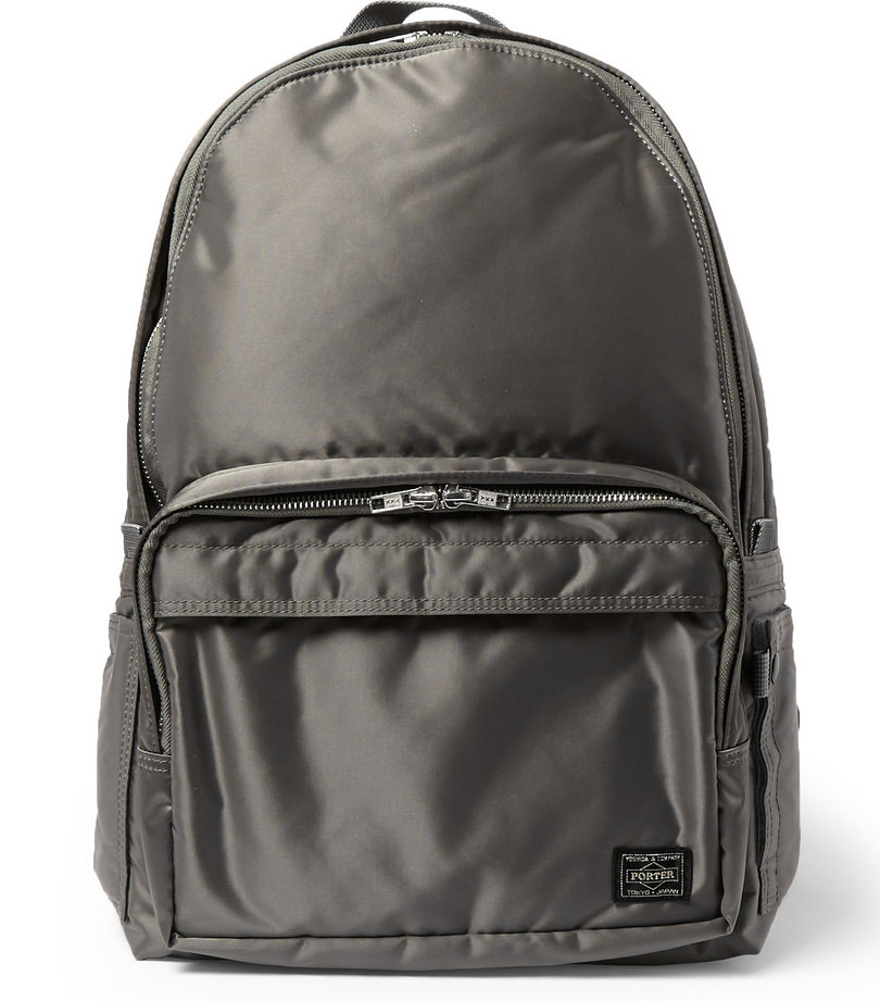 Porter-Yoshida Co. Tanker Quilted Satin-Canvas Backpack