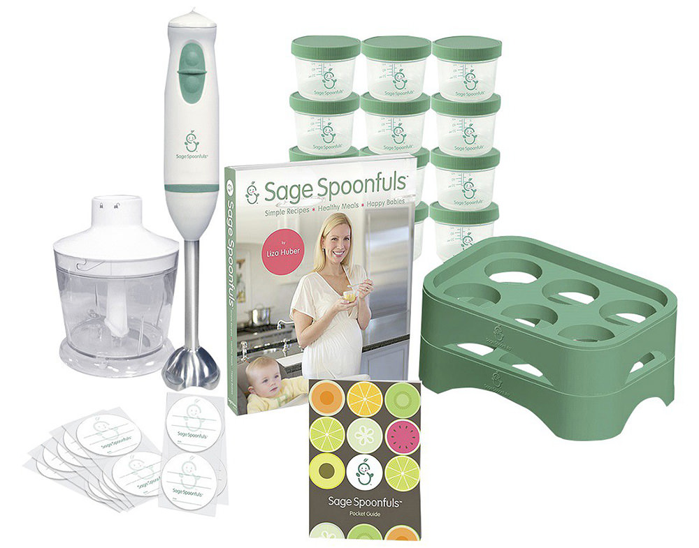 Sage Spoonfuls Lets Get Started Package