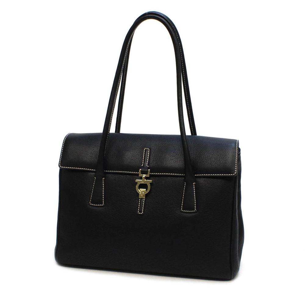 Salvatore Ferragamo Fancini Shoulder Bag