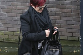 Sharon Osbourne The Row Backpack and Shoulder Bag