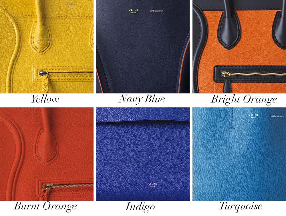 Spring 2015 Seasonal Colors