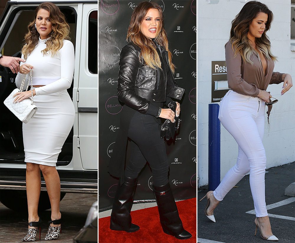 The many shoes of khlo kardashian purseblog for How many kardashians are there