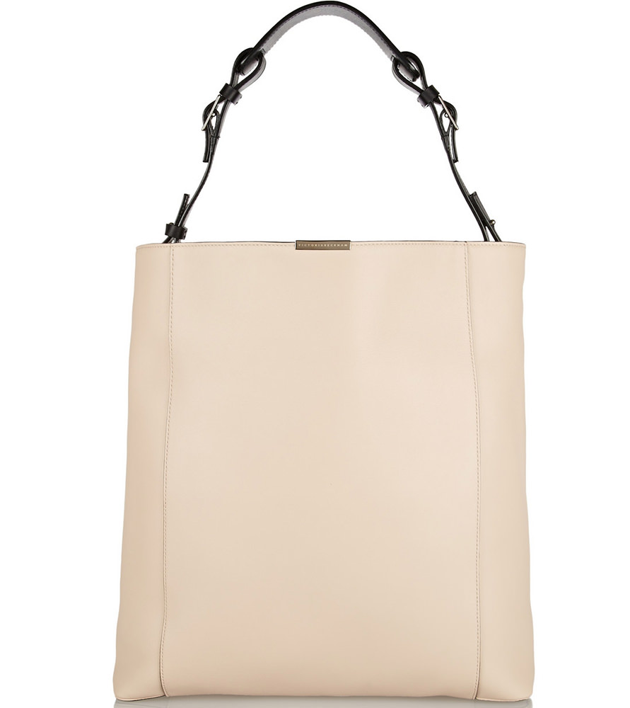 VICTORIA BECKHAM Tallulah leather tote