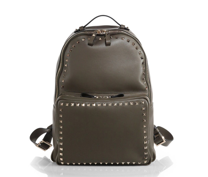Valentino Rockstud Backpack Mens