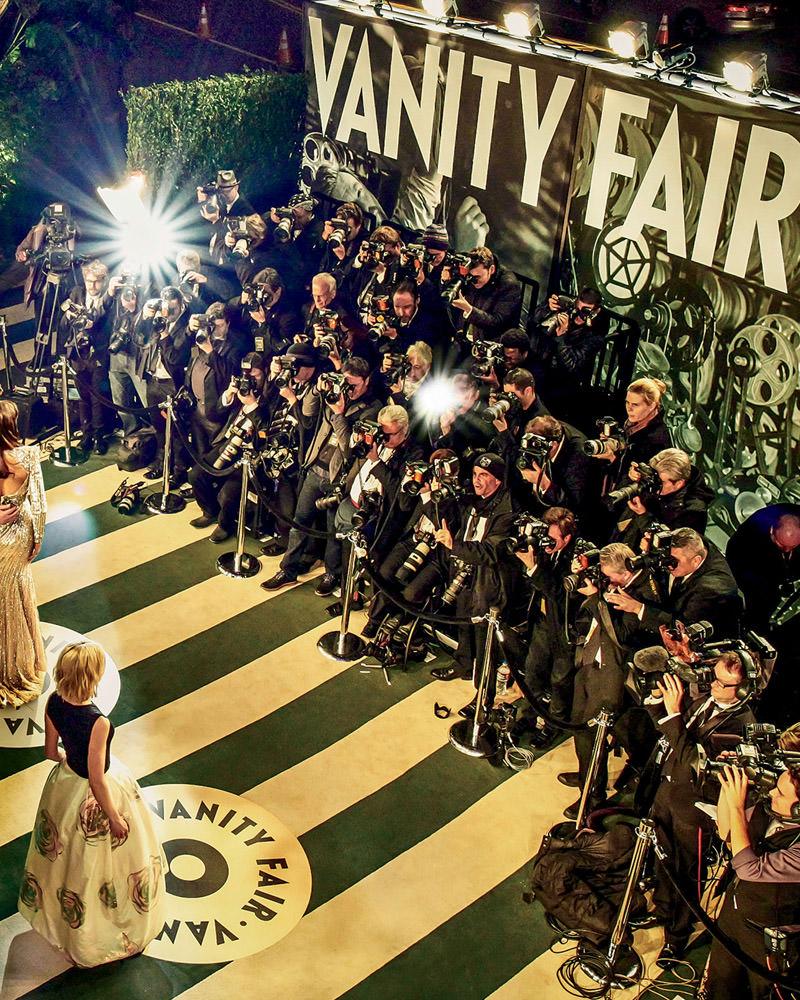 Vanity Fair Oscar Experience