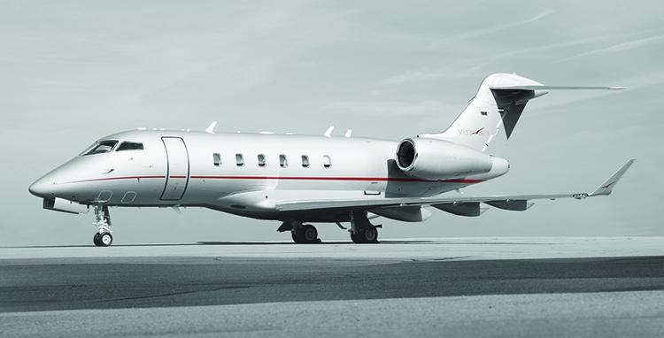VistaJet Challenger 350 Jet Experience