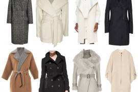 Want It Wednesday: Cover Up with a Wonderful Coat