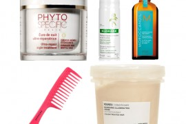 PurseBlog Beauty: 5 Products to Keep Your Hair Moisturized in Cold Weather